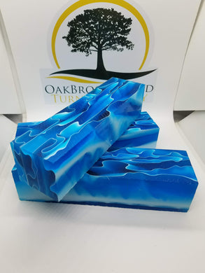 Resin Acetate call block - Oakbrook Wood Turning Supply
