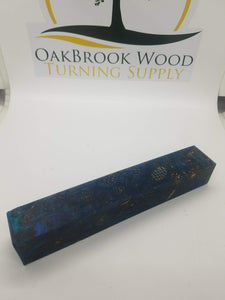 Resin Hybrid Pen Blank - Oakbrook Wood Turning Supply