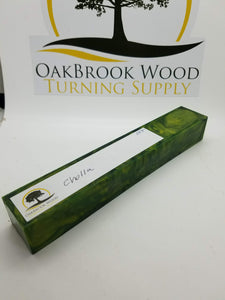 Pen Blank Hybrid Cholla - Oakbrook Wood Turning Supply