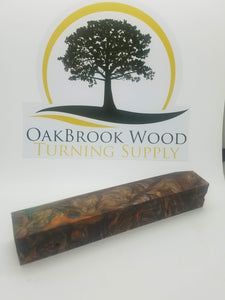Pen Blank Hybrid Pine Cone - Oakbrook Wood Turning Supply