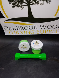 Color Fusion Neon Green - Oakbrook Wood Turning Supply