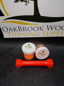 Color Fusion Neon Orange - Oakbrook Wood Turning Supply
