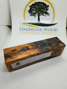 Call block hybrid Shark Vert - Oakbrook Wood Turning Supply