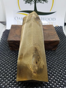 Stabilized Box elder burl - Oakbrook Wood Turning Supply