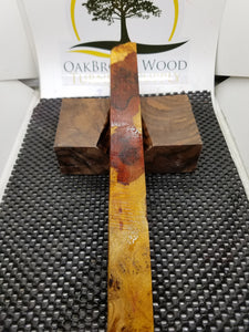 Casting Bloodwood Burl - Oakbrook Wood Turning Supply