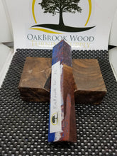 Pen Blank Hybrid Red Mallee Burl XL - Oakbrook Wood Turning Supply