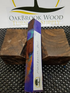 Pen Blank Hybrid  Manzanita Burl - Oakbrook Wood Turning Supply