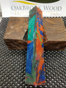 Pen Blank Resin Cast