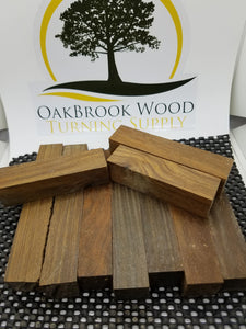 Lignum Vitae (Genuine) - Oakbrook Wood Turning Supply