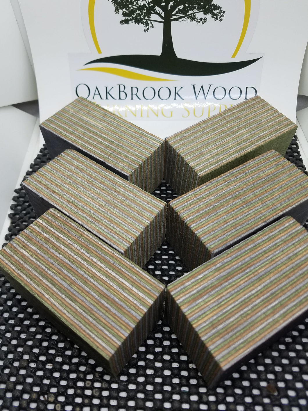 Spectraply Terrain Camo - Oakbrook Wood Turning Supply