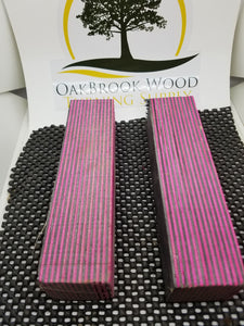 Spectraply Pink Lady - Oakbrook Wood Turning Supply