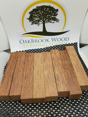 Andira - Oakbrook Wood Turning Supply