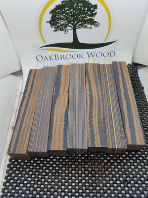 Spectraply ebony - Oakbrook Wood Turning Supply