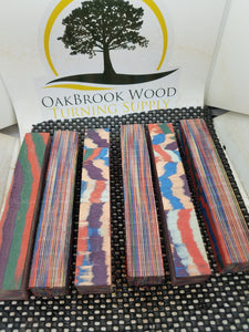 Spectraply Tweed - Oakbrook Wood Turning Supply