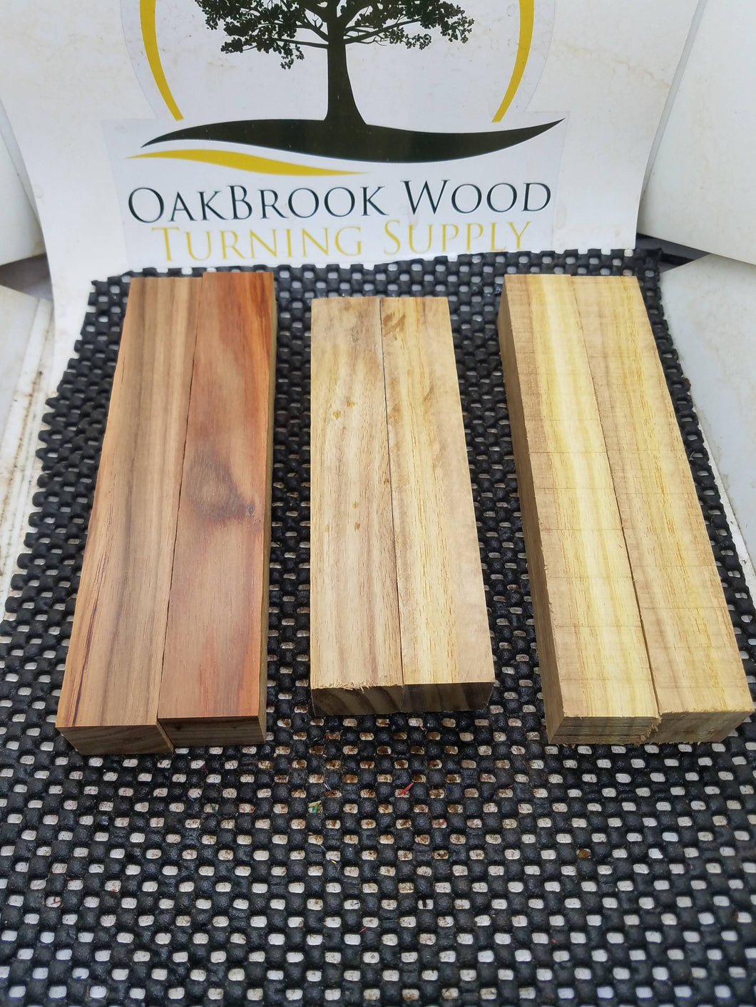 Canary Wood Pen Blank - Oakbrook Wood Turning Supply