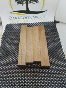 Shedua pen blank - Oakbrook Wood Turning Supply