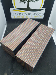 Spectraply Royal Jacaranda - Oakbrook Wood Turning Supply