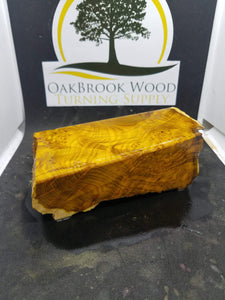 Casting Chittum Burl - Oakbrook Wood Turning Supply
