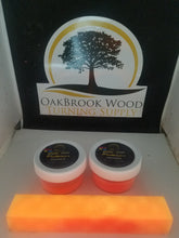 Color Fusion GLOW IN THE DARK ORANGE - Oakbrook Wood Turning Supply