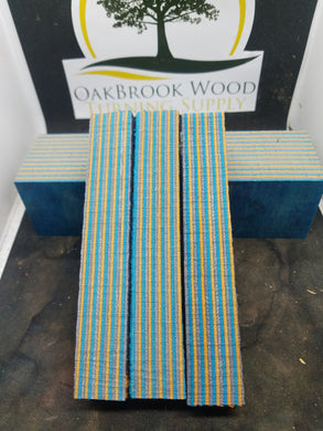 Spectraply Aqua Fire - Oakbrook Wood Turning Supply