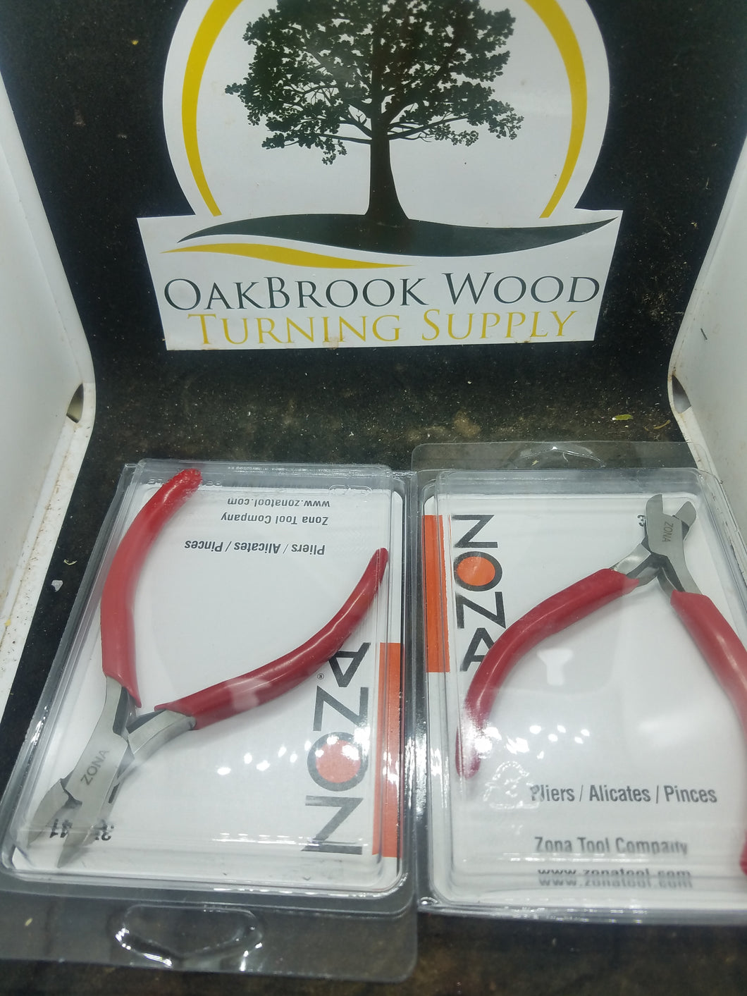 Zona diagonal cutting pliers - Oakbrook Wood Turning Supply