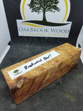 Redwood burl - Oakbrook Wood Turning Supply