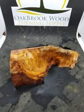 Casting redwood burl - Oakbrook Wood Turning Supply