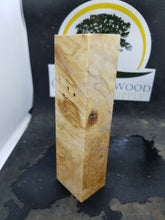 Box elder burl - Oakbrook Wood Turning Supply