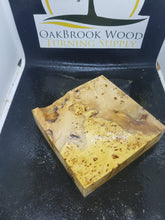 Yellow cedar burl
