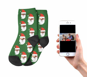 Kids Family Christmas Socks