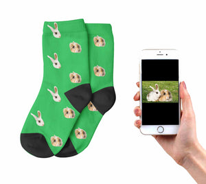 Kids Rabbit Socks
