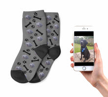 Kids Dog Lover Socks