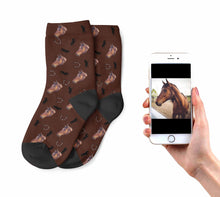 Kids Horse on Socks