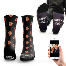 Happy Wife, Happy Life Socks