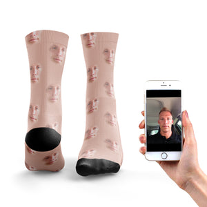 Blended Multi Face Socks