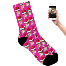Secret Santa Socks
