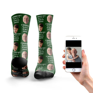 Handy Grandad Socks