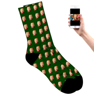 Face Socks