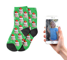 Kids Christmas Socks