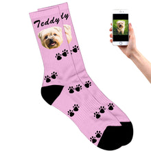 Personalised Dog Socks