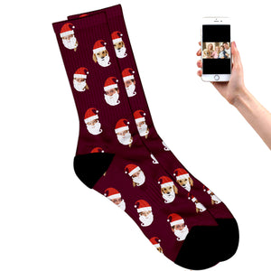 Family Christmas Socks