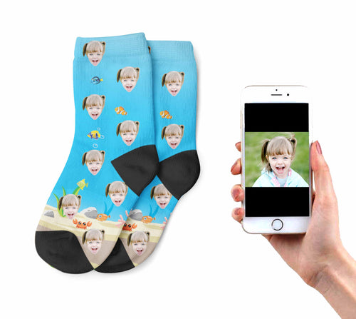 Kids Ocean Socks