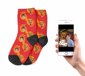 Cute Kids Dog Socks