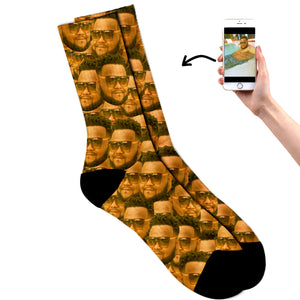 Multi Face Socks