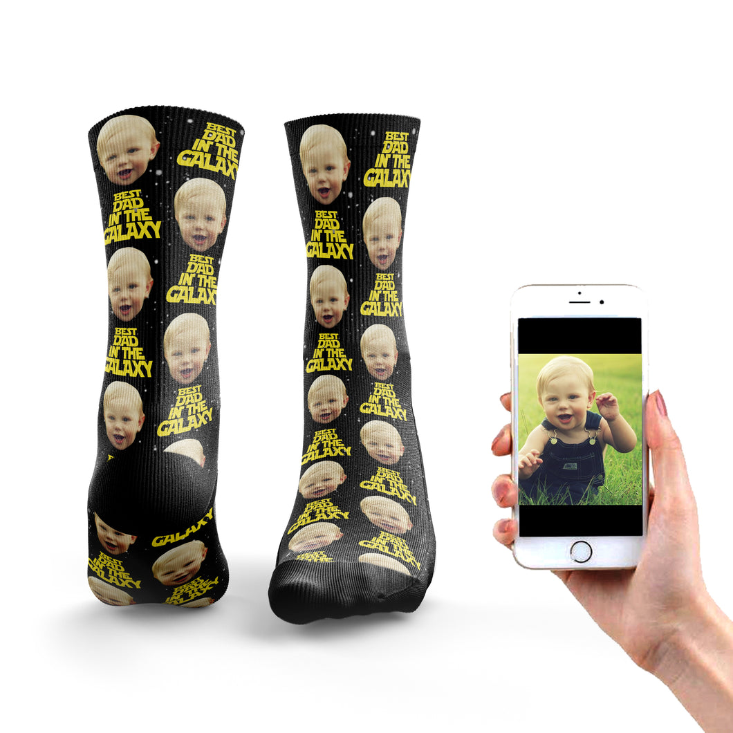 Star Wars Dad Socks