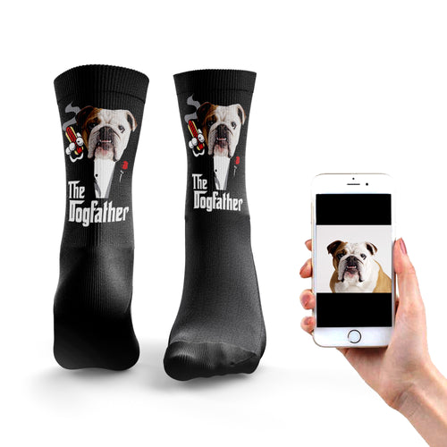 The DogFather Socks
