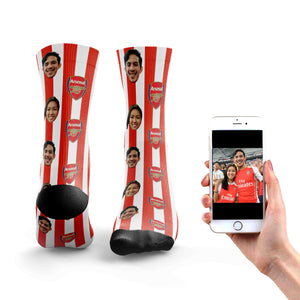Arsenal FC Socks