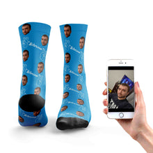 """Hilarious"" Guy Socks"