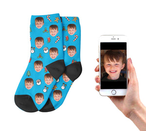 Kids Festive Socks