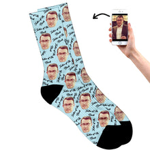 Father Of The Bride Socks
